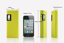 2014 New Product Electrical Cheapest Power Bank 13000mah with LED