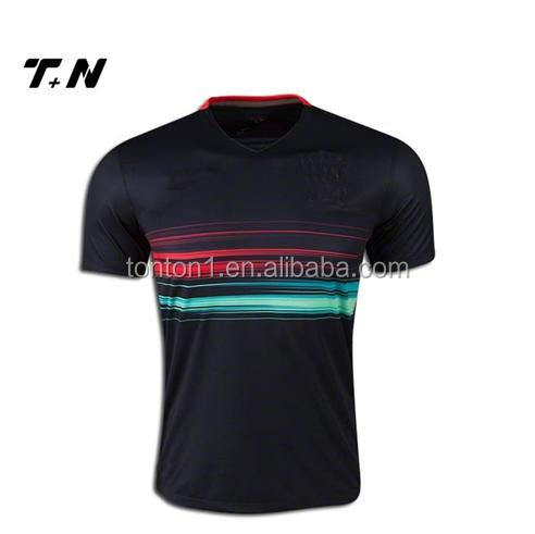 2015 새로운 디자인 축구 유니폼