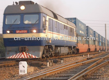 railway transport to Tajikistan from china