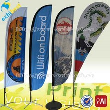 sublimation products china promotion flag