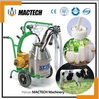 human used goat milking machine manufacturer supply good performance milking machine for sale