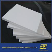pvc material foamed sheet