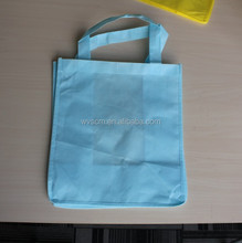 100% compostable and biodegradable eco friendly non woven bags made from PLA meet ASTM D6400 and EN13432