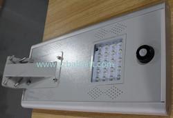 led solar brick light/Aluminum die casting IP65 Outdoor Solar Street Light
