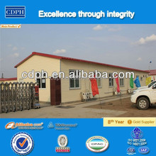 Family living 2 bedroom Prefabricated house, Made in China mobile home, China alibaba modular homes