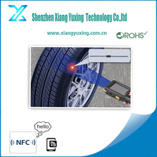 Summer Discount 860-960mhz UHF RFID Tire Patch Tag for Vehicle Tracking