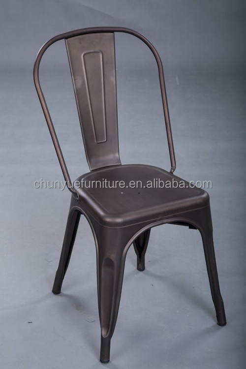colorful metal chair for dining room buy restaurant