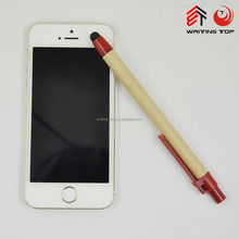 ecological promotional paper touch screen pen