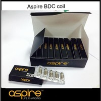 Hottest selling and 100% original BVC and BDC aspire replacement coil