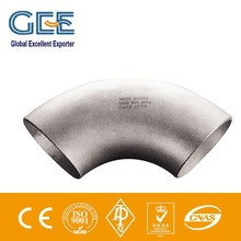 "ASME B16.9 1"" *SCH40 304L Stainless Steel 90 degree LR elbow"