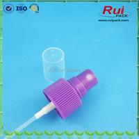 Plastic Popular perfume pump hand soap dispenser , fine mist water face sprayer , air freshener spray
