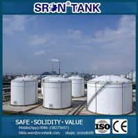 SRON Brand Oil Crude Storage Tank With 3000 Cases Under Well Use Till Now