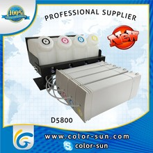 New arrival for larget format printer D5800 CISS for HP D5800 printer
