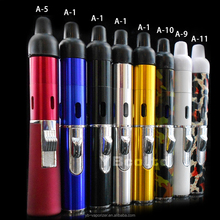 A-10 A-1 A-2 A-5 A-11 rex herb vaporizer smoking accessory electronic cigarette click N vape free sample free shipping
