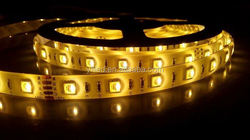 YLL brand 5m 600leds waterproof smd 3528 led strip light small battery operated led strip light led plant grow light strip