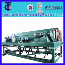 Export poultry waste organic material turning machine