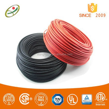 TUV approved high quality solar energy cable for photovoltaic systems
