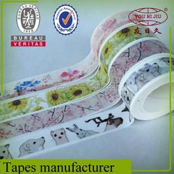 Promotional gift japanese decorative wholesale washi masking tape