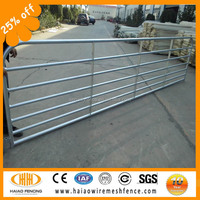 Best top - selling hot dip galvanized used pipe corral panels