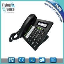 Customized desk phone wifi sip phone with POE IP622W