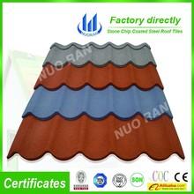 Nuoran roof tile european french interlocked blue
