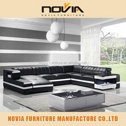 2015 new design modern living room corner sofa chenille sofa cover designs 103