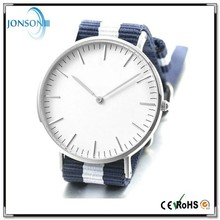 2015 luxury customized logo 3ATM waterproof japan quartz watch movements