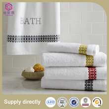 pakistan yarn china price embroidery design cheap hand towel for gift