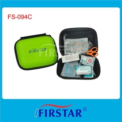 Roadside eva bag medic kit first aid box