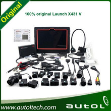 New car malfunction diagnostic device X431 PRO Launch X431 V car scanner for internet application