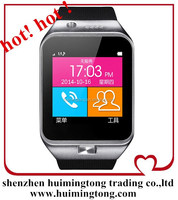 Hot sales bluetooth multifunction smart watch 4colors support android and ios system pedometer call remote control