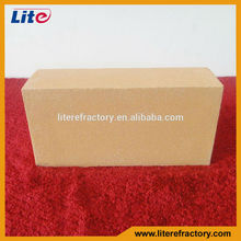 manufacture top quality high refractoriness insulating fire brick for heating furnace
