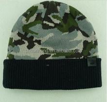 High quality knit men's winter caps