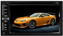 dos din auto reproductor de dvd con bt gps pantalla táctil oem votops