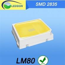 Light emitting diote for sale SMD 2835 led chip 0.2w Led brite