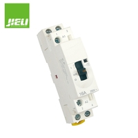 high quality 2NO 16A Telemecanique Mini household ac contactor