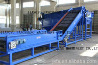 pe/pp crushing and washing production line