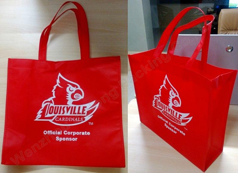 2014 new high quality non woven shopping bag