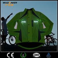 New Design Led Men Suit Jacket /Polo Jacket Men
