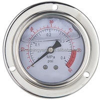 pressure gauge manometer