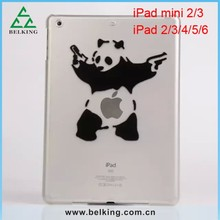 PC Hard Cover Case for iPad mini, for iPad 234 plastic hard case, for iPad air back cover case