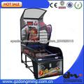 2014 caliente de la moneda del baloncesto loco operado equipos de juegos electrónicos