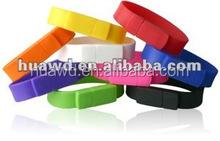 Bracelet Wristband usb Flash Drive, Wrist usb, Hand Band usb Flash Drive