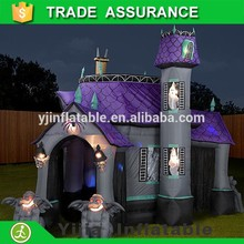 New Best quality halloween inflatable haunted house