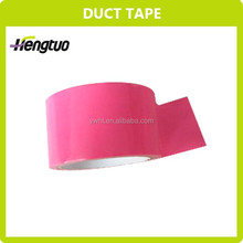 Hot Selling Strong Adhesive Waterproof Pink Custom Duct Tape