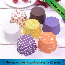 Christmas party use cupcake packaging