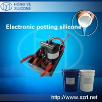 Two Component Electrical Conductivity Silicone Rubber