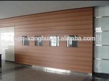 Caml 100% proteçãoambiental para casa de painéis de parede wpc board madeira externa do revestimento da parede
