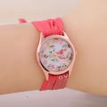 Relógios Bracelete Feminino Diversas Combinações Relógio Barato