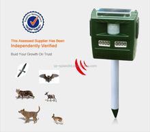 Motion Sensor Weatherproof Solar bird Control